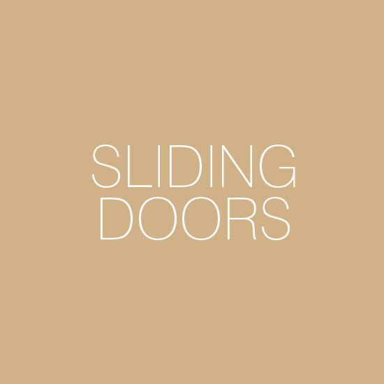 sliding doors range