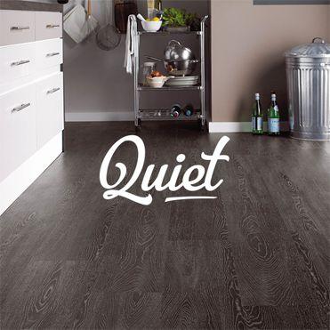 quiet flooring