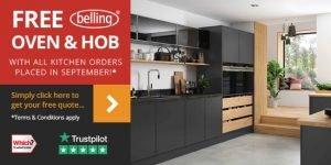 Belling Direct Kitchens offer