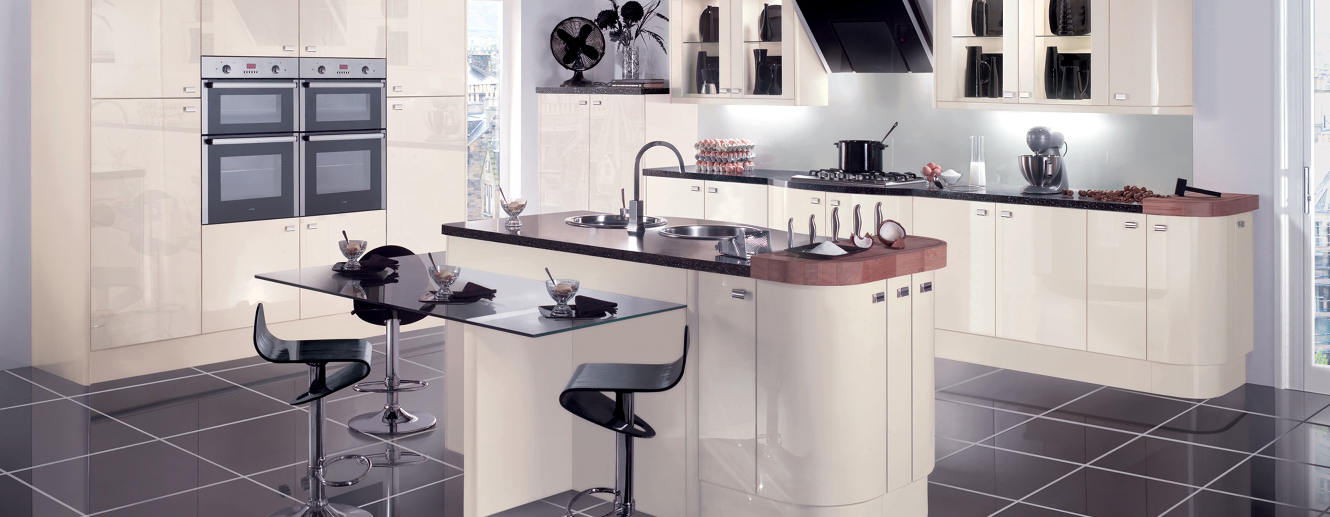 gloss oyster kitchen