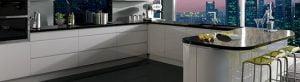 handleless kitchen