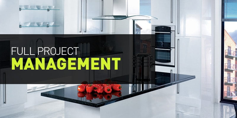 Full Project Management Direct Kitchens