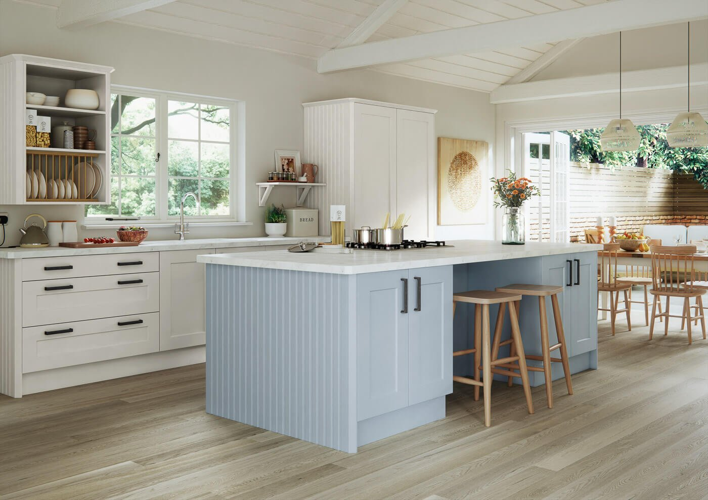 hartside bespoke traditional kitchen