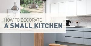 How to decorate a small kitchen, Direct Kitchens, Kitchen Guide, Blog